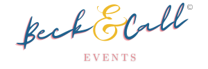 Laylah Jordan - Beck&Call Events LogoCROP